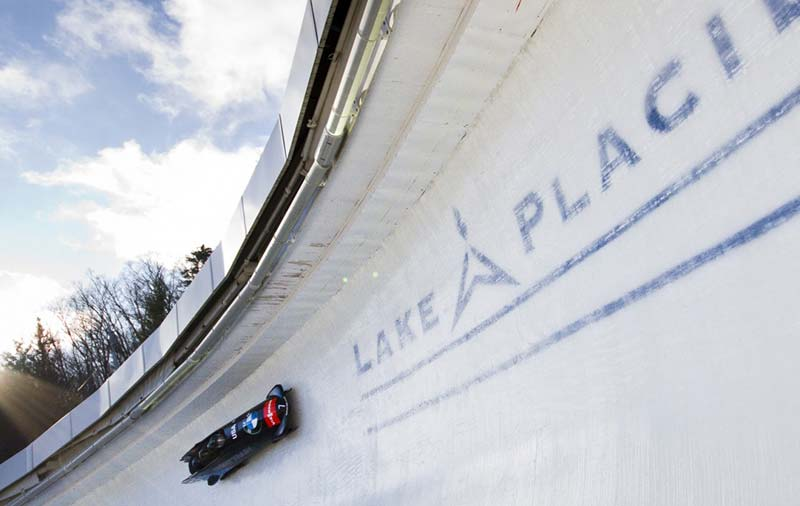 Lake Placid Luge