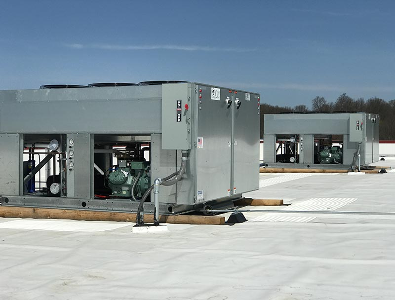 roof top refrigeration