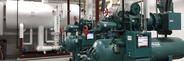 Refrigeration tanks